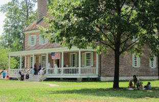 Locust Grove Historic Home
